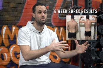 6 WEEK SHRED PROGRAM