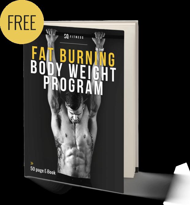 Fat burning body  weight program