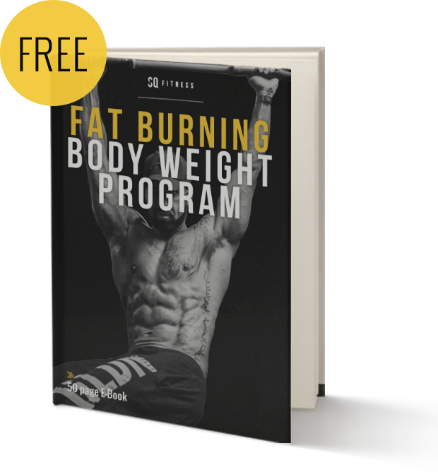 Fat burning body  weight program
